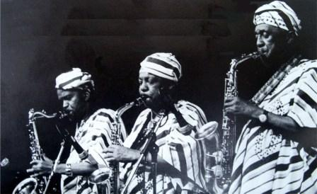 a history of jazz in south africa