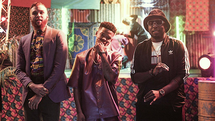 Major Lazer collaborates with our hottest African artists in